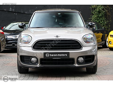 BARAN MOTORS 2019 COUNTRYMAN PEPPER ALL4 BOYASIZ 14.000 KM