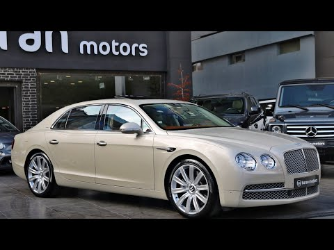 Bentley Continental Flyingspur